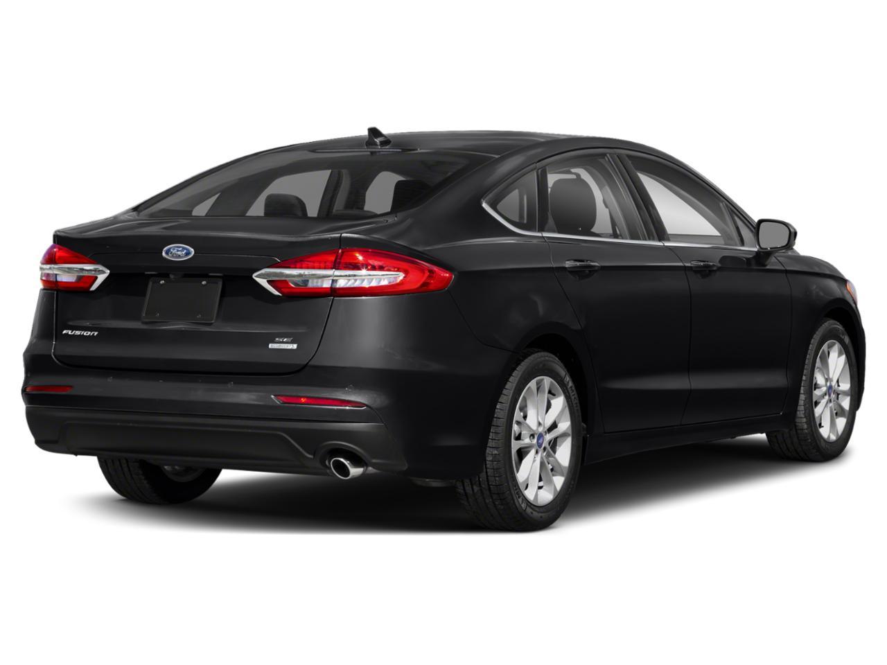 2019 Ford Fusion SE 4dr Car Slide
