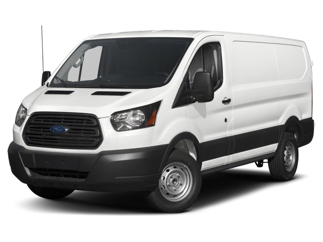 Oxford White 2019 Ford Transit-250 LOW ROOF CARGO Van Raleigh NC