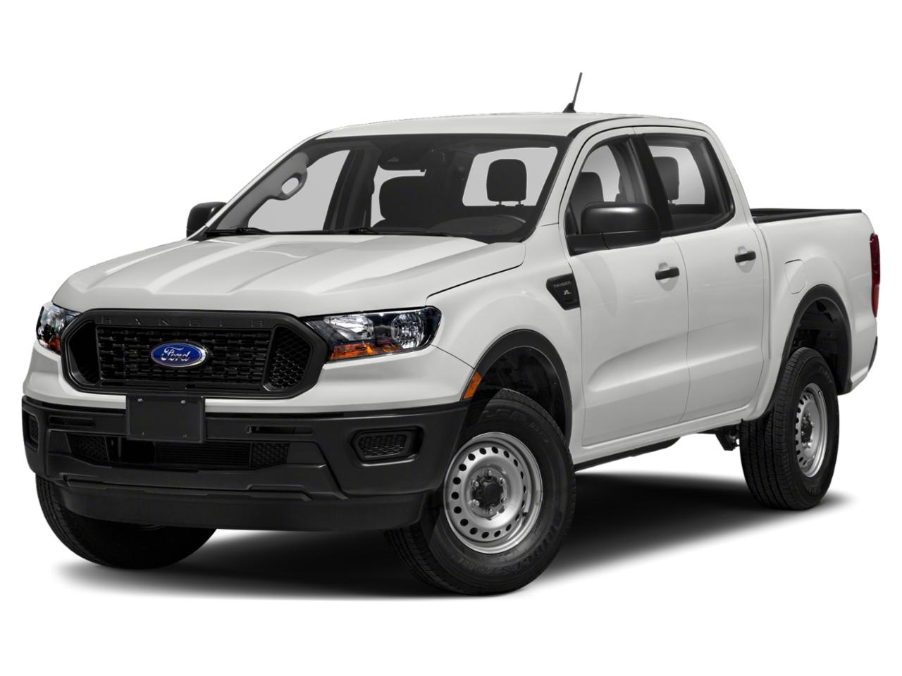 2019 Ford Ranger  Crew Cab Pickup Slide