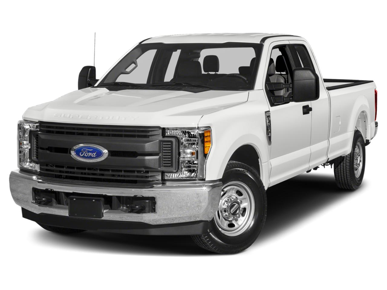 Oxford White 2019 Ford F-250SD XL Extended Cab Pickup Mooresville NC