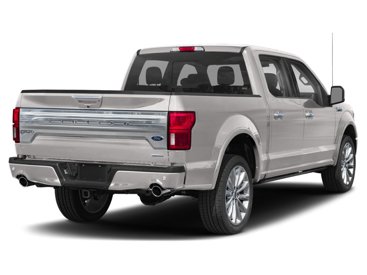 2019 Ford F-150 LIMITED Crew Cab Pickup Slide