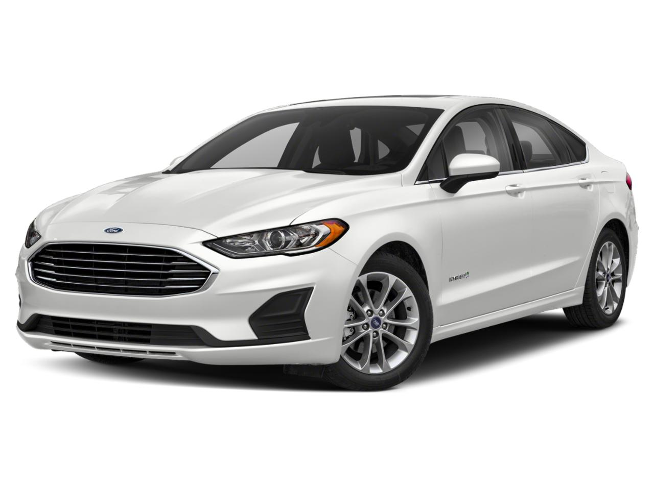 2019 Ford Fusion Hybrid SEL 4dr Car Slide