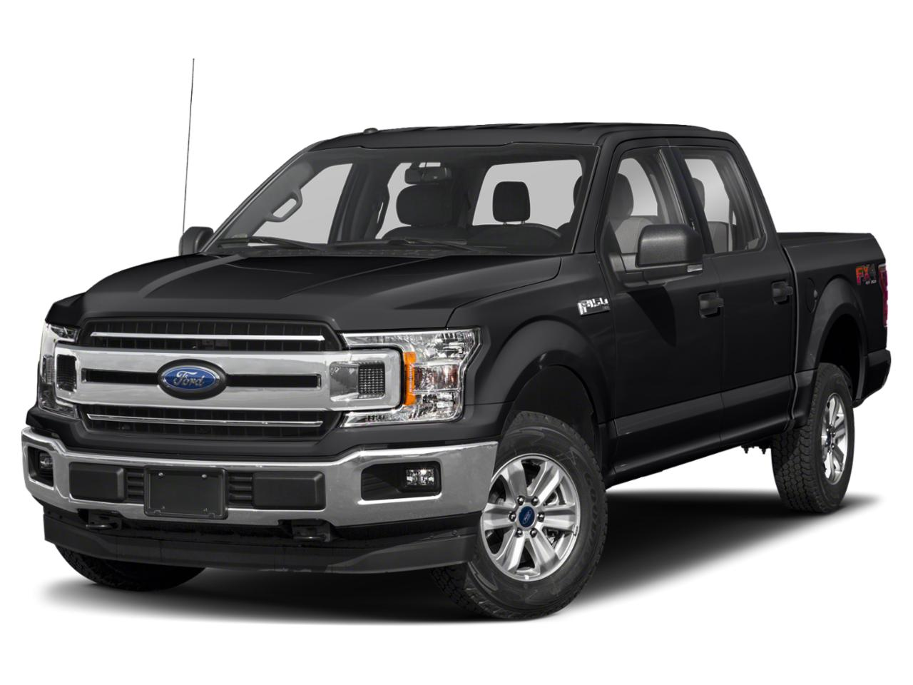 Black 2019 Ford F-150 XLT Crew Cab Pickup Raleigh NC