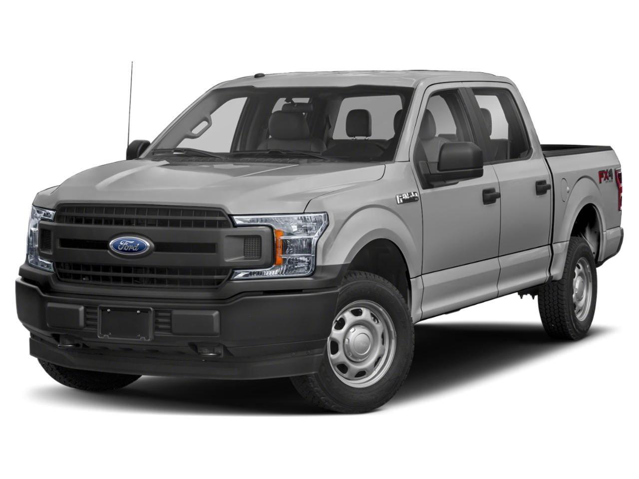 2019 Ford F-150  Crew Cab Pickup Slide