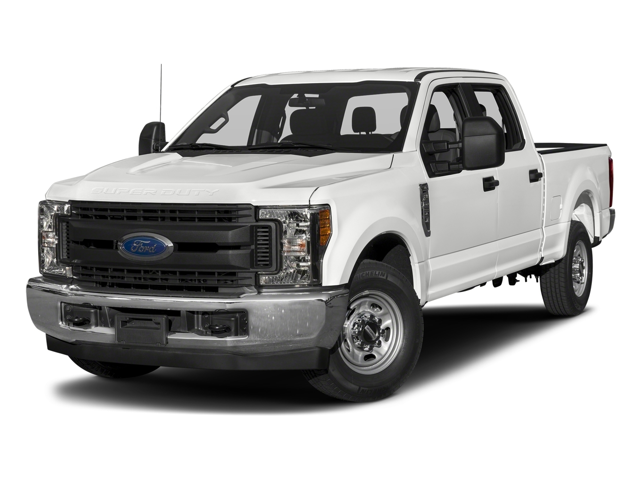 Oxford White 2017 Ford F-350SD XL Crew Cab Pickup Wilmington NC
