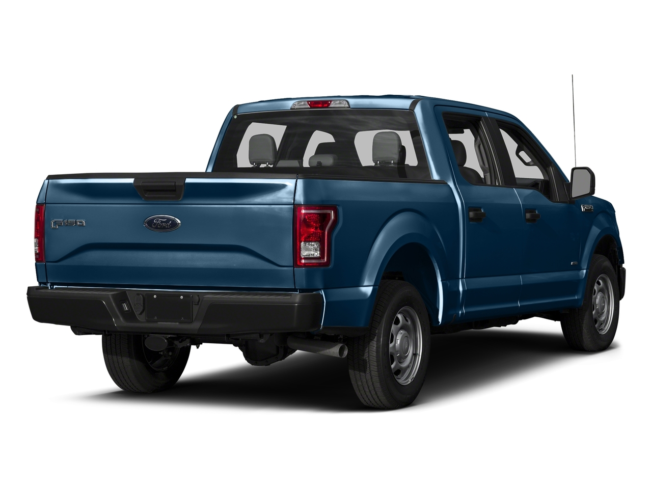2017 Ford F-150  Crew Cab Pickup Slide