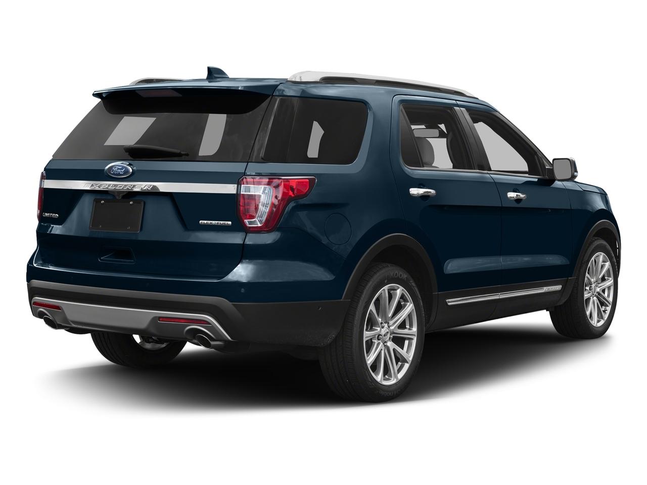 2017 Ford Explorer LIMITED SUV Slide
