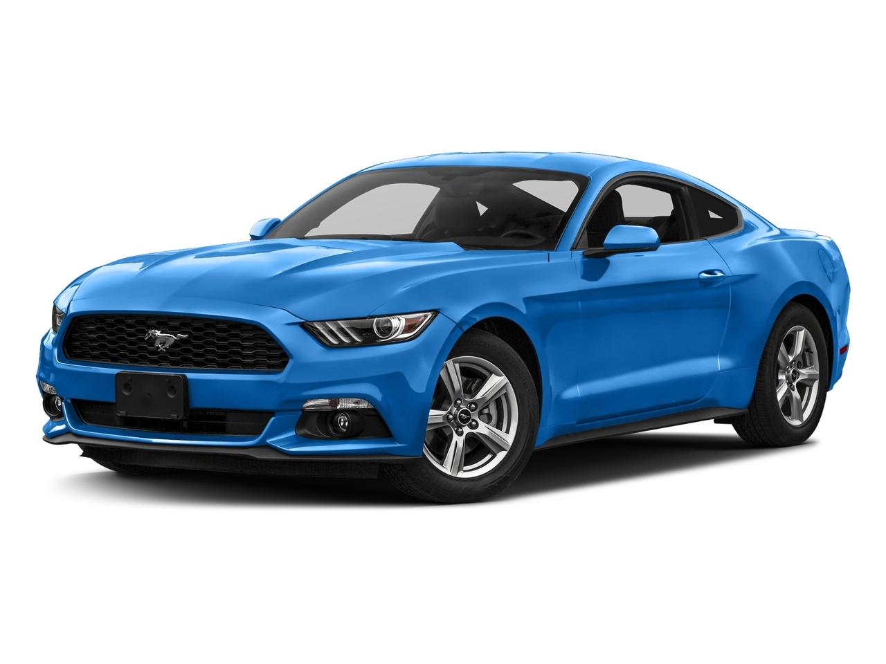 2017 Ford Mustang ECOBOOST 2dr Car Slide