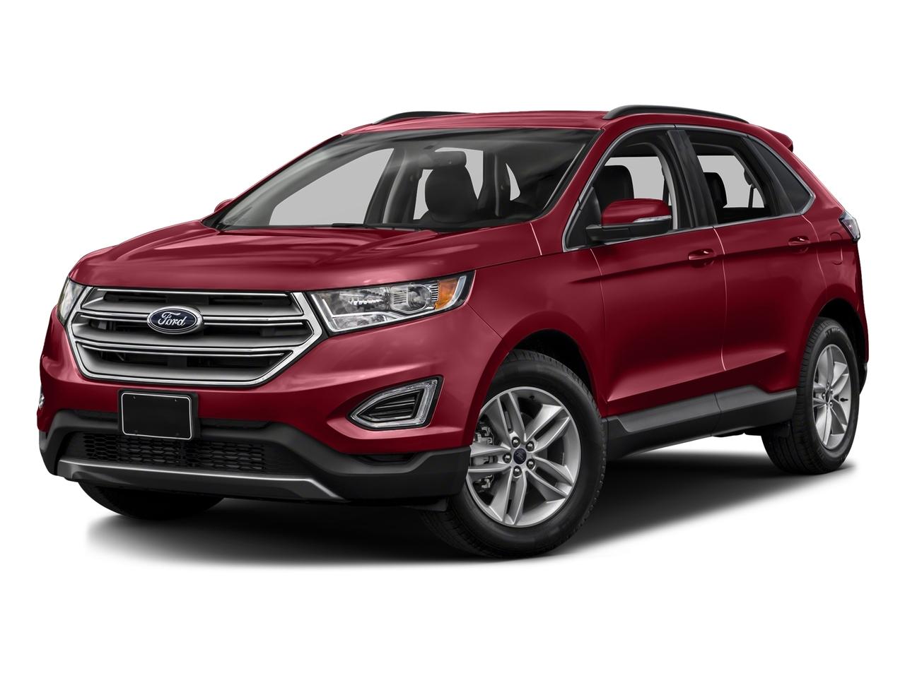 2017 Ford Edge SEL SUV Slide