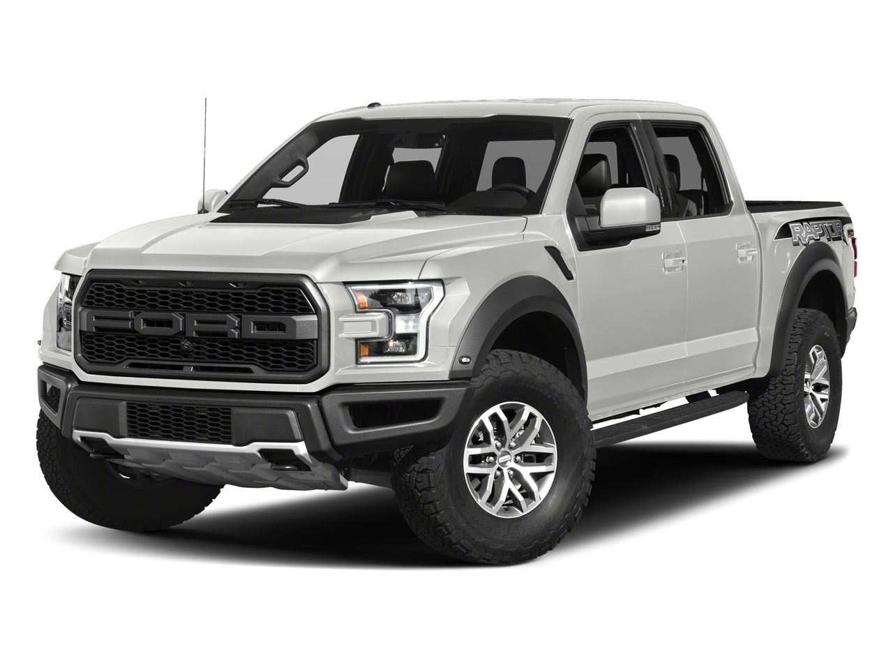 2017 Ford F-150 RAPTOR Crew Cab Pickup Slide