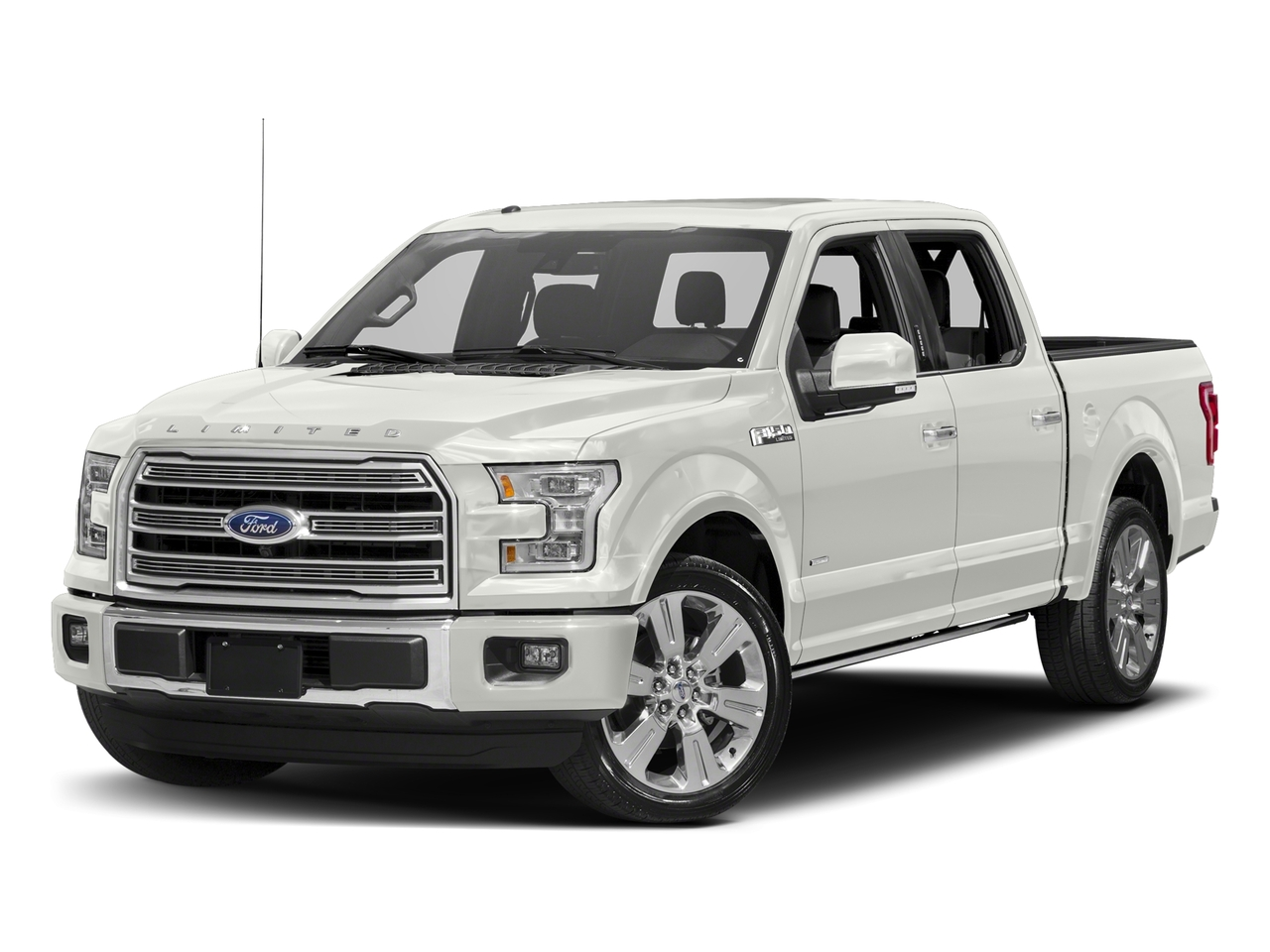 2017 Ford F-150 LIMITED Crew Cab Pickup Slide