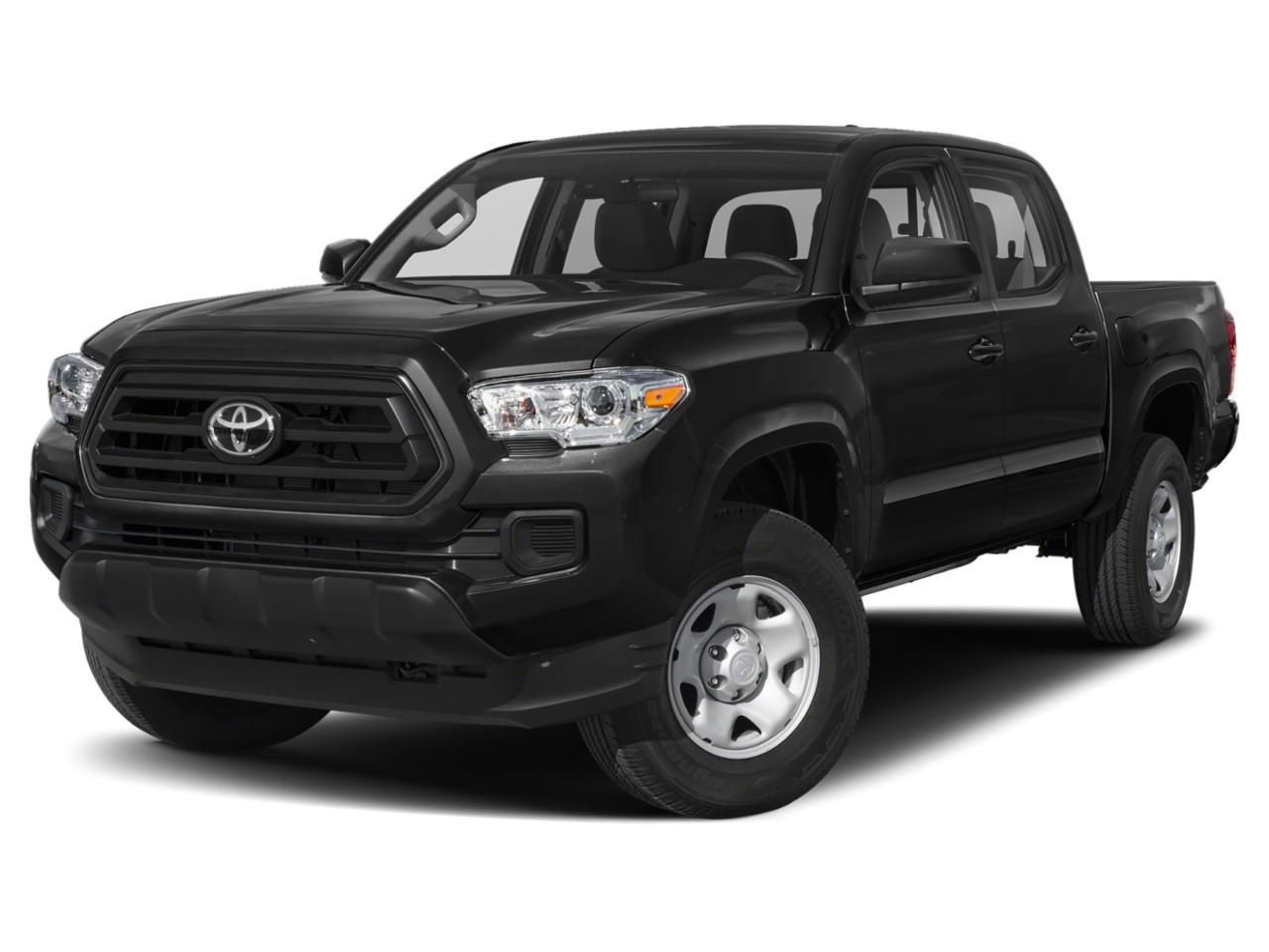 2021 Toyota Tacoma SR Crew Cab Pickup Slide