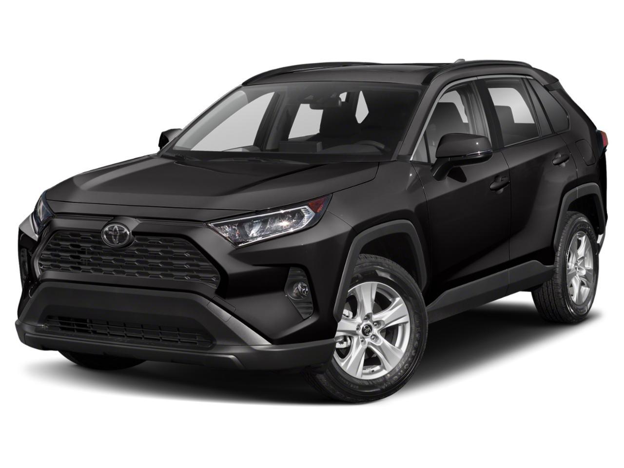 2021 Toyota RAV4 XLE SUV Slide