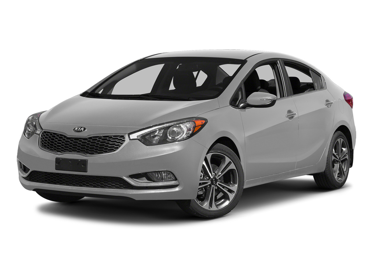 2015 Kia Forte LX 4dr Car Slide 0