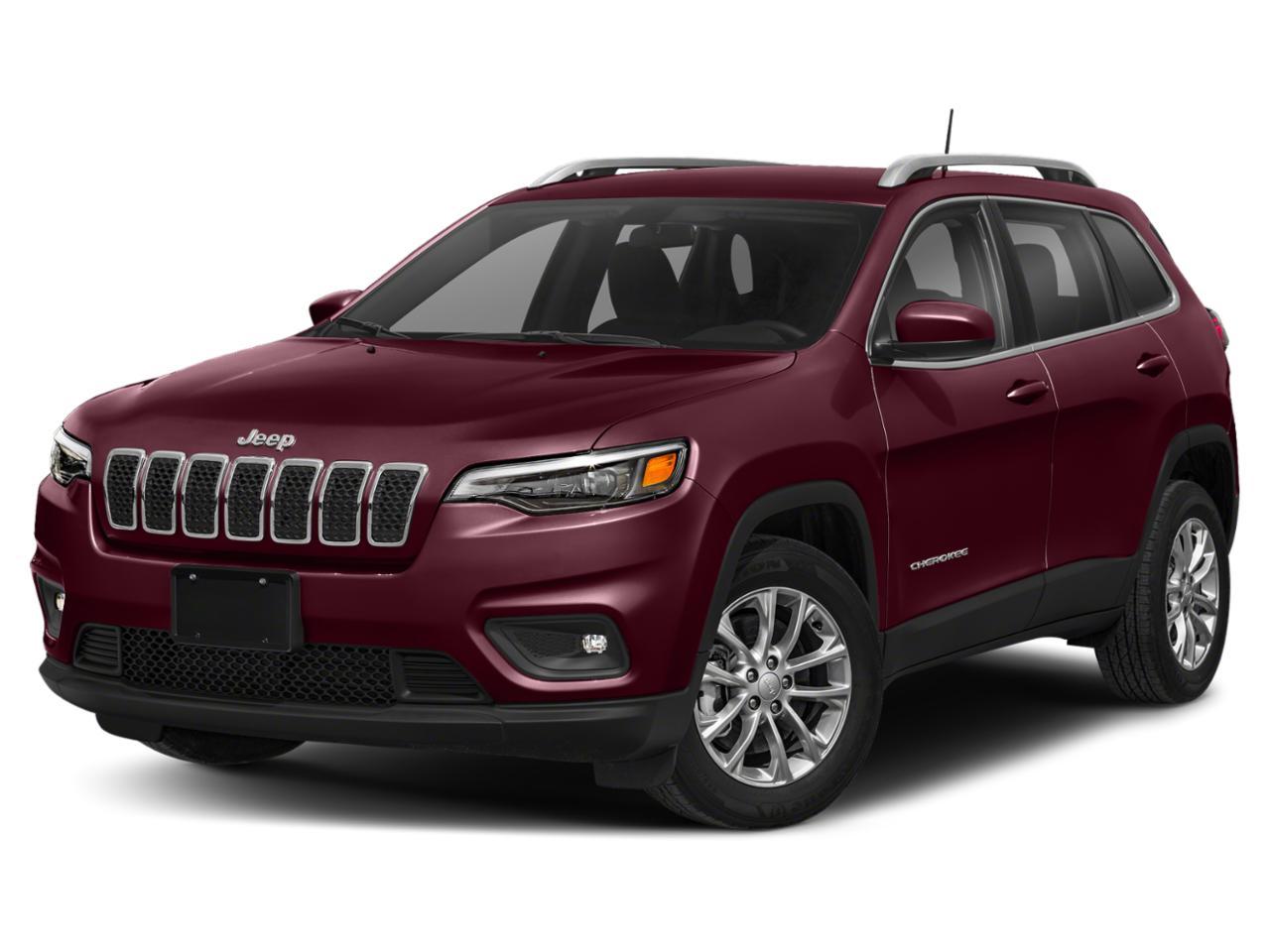 2020 Jeep Cherokee LIMITED SUV Slide