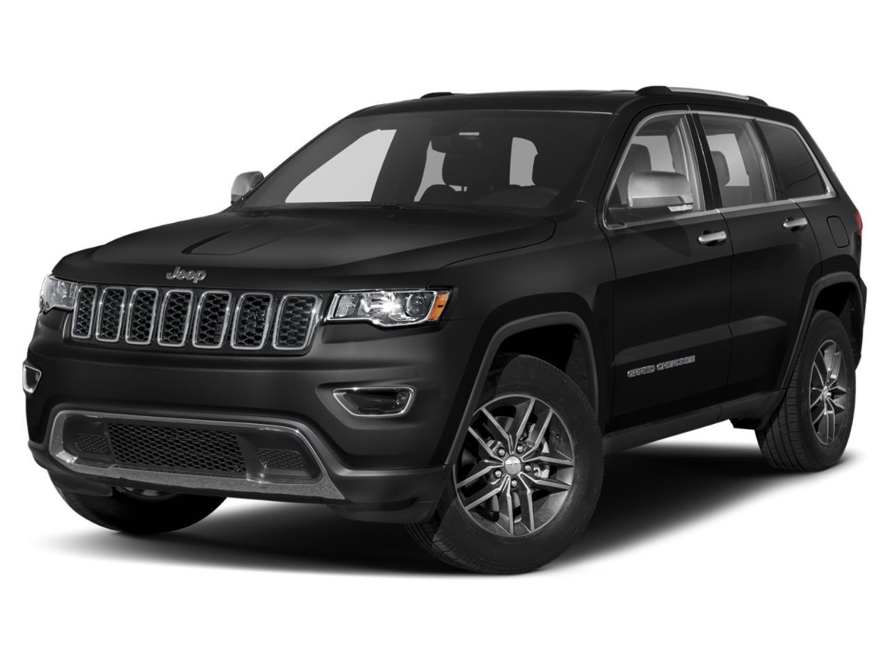 2020 Jeep Grand Cherokee  4D Sport Utility Slide