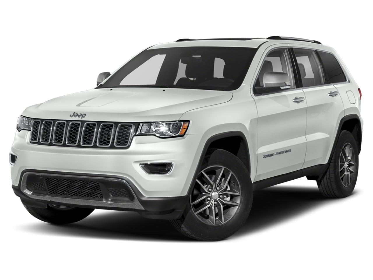 2020 Jeep Grand Cherokee LIMITED SUV Slide