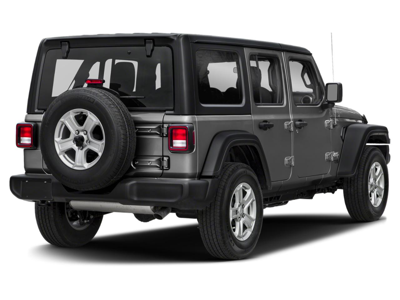2020 Jeep Wrangler UNLIMITED RUBICON Convertible Slide