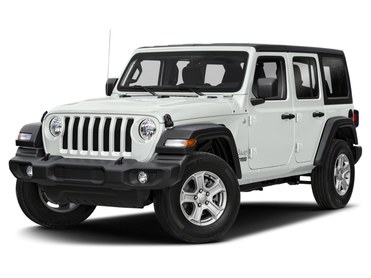 2020 Jeep Wrangler UNLIMITED Convertible Slide 0