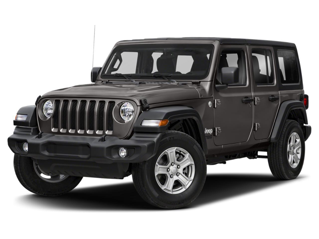 2020 Jeep Wrangler UNLIMITED Convertible Slide