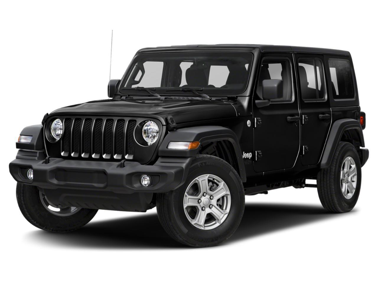 2020 Jeep Wrangler UNLIMITED SPORT Convertible Slide
