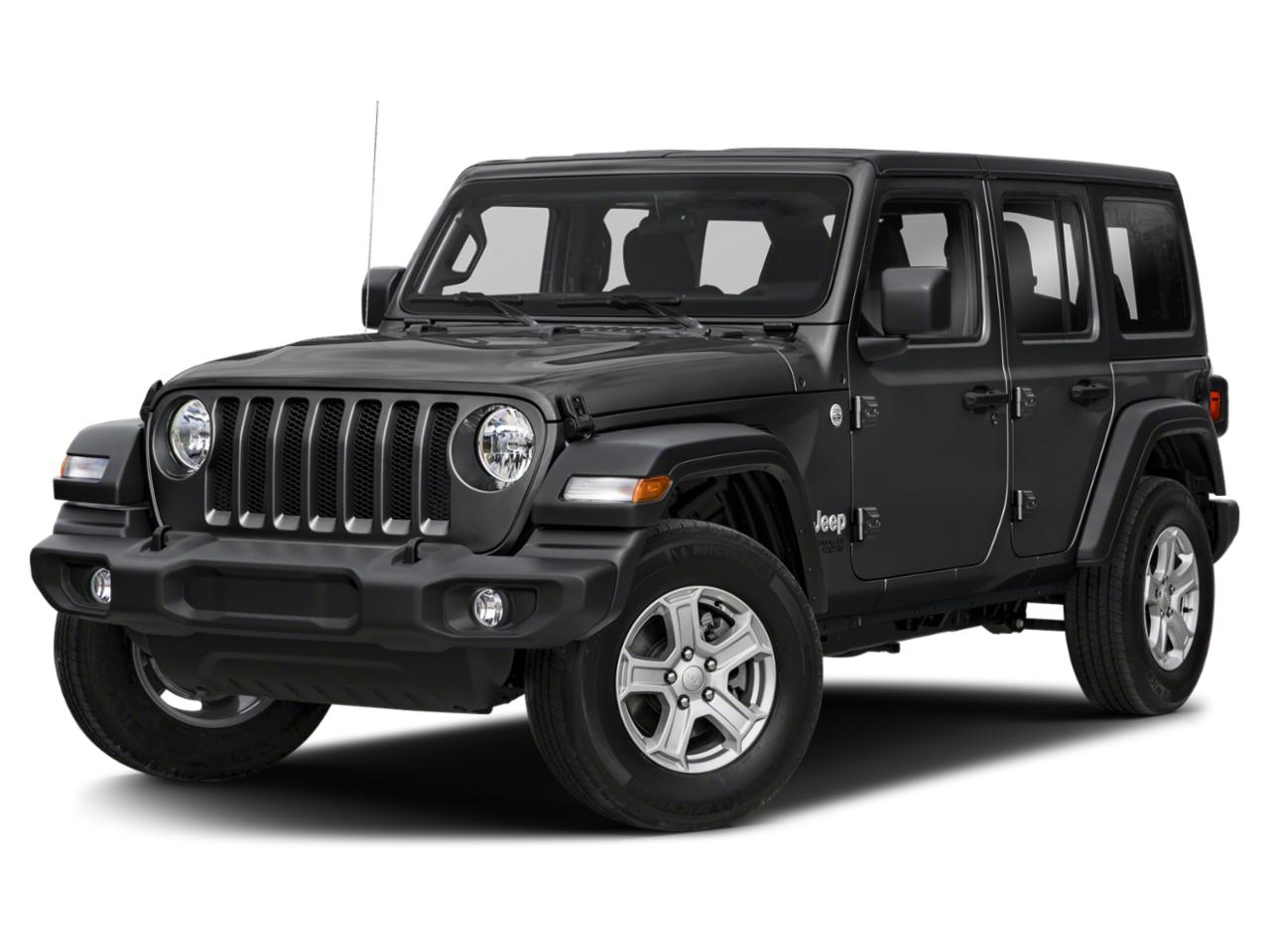 2020 Jeep Wrangler UNLIMITED RUBICON Convertible Slide
