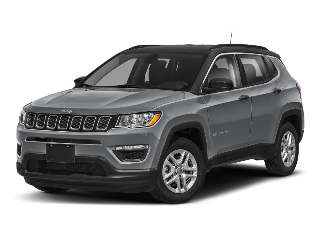 2020 Jeep Compass LATITUDE SUV Slide