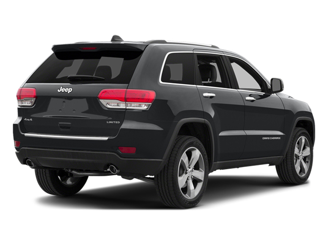 2014 Jeep Grand Cherokee LIMITED SUV Slide 0