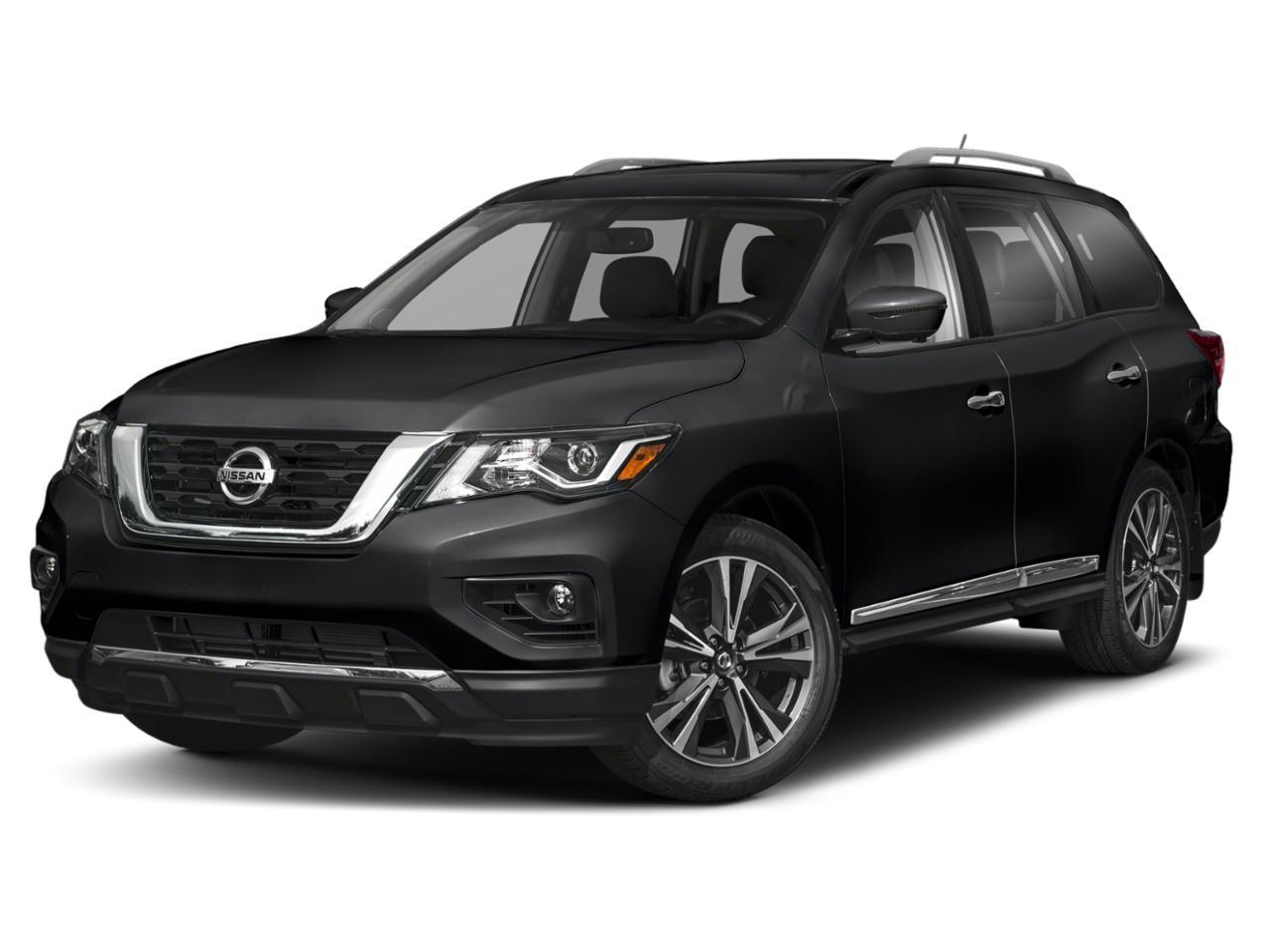 2020 Nissan Pathfinder PLATINUM SUV Slide