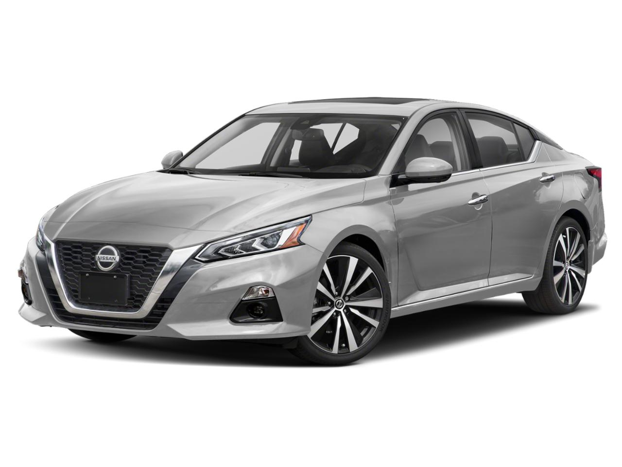 2020 Nissan Altima 2.5 SV 4dr Car Slide