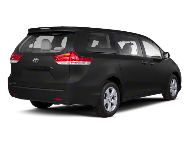 2012 Toyota Sienna LE Minivan Slide