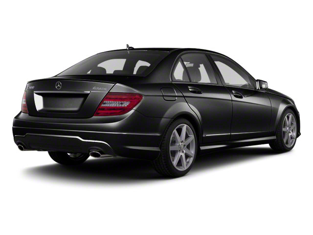 2012 Mercedes-Benz C-Class C 250 4dr Car Slide