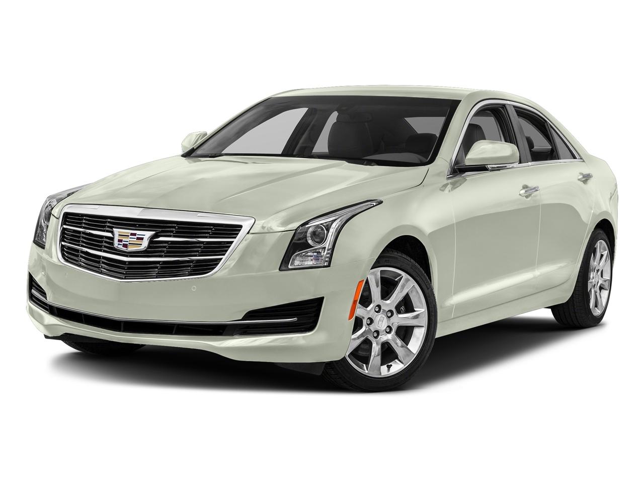 2017 Cadillac ATS 2.0L TURBO LUXURY 4dr Car Slide
