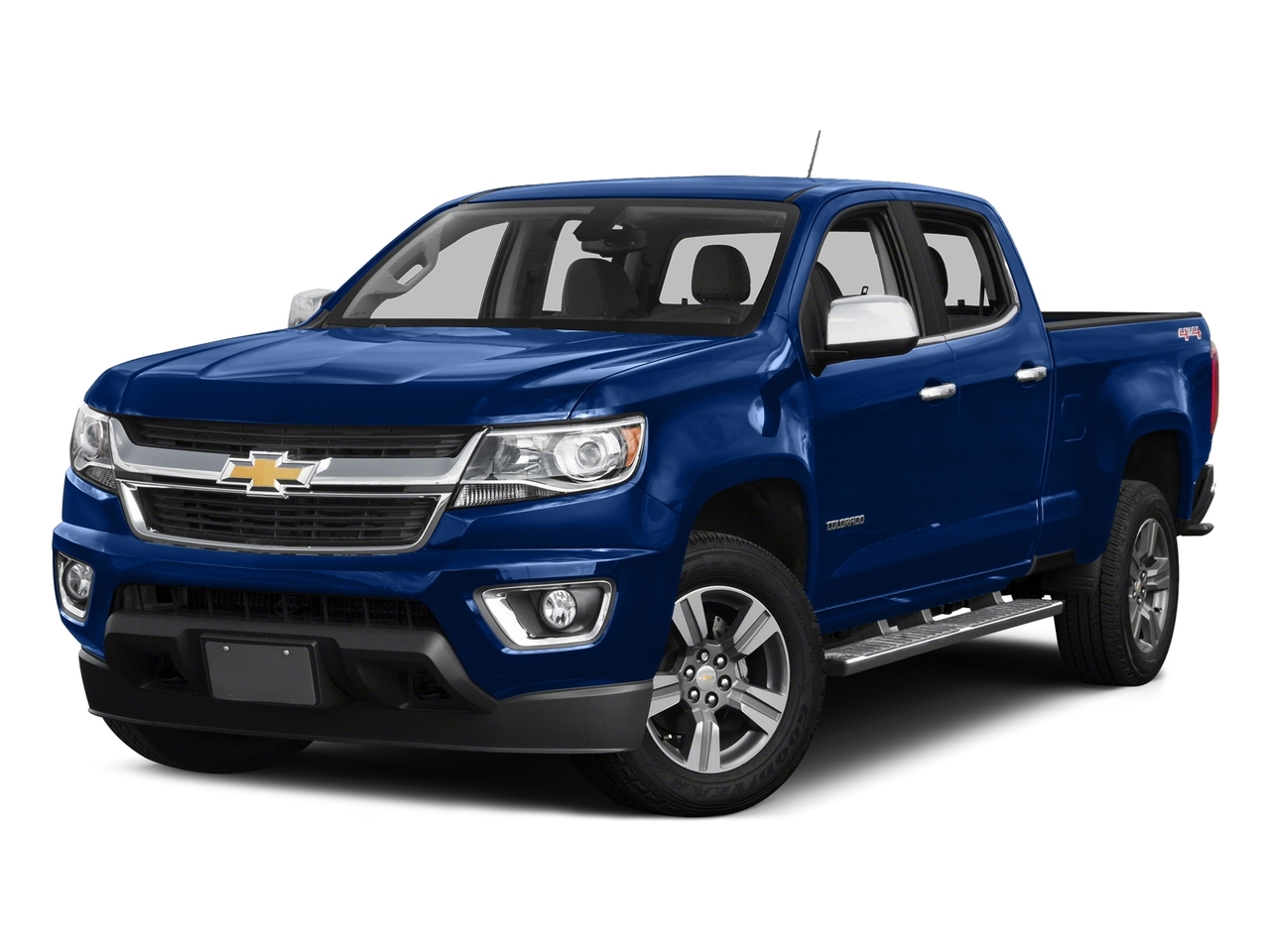 2017 Chevrolet Colorado 2WD LT Crew Cab Pickup Slide 0