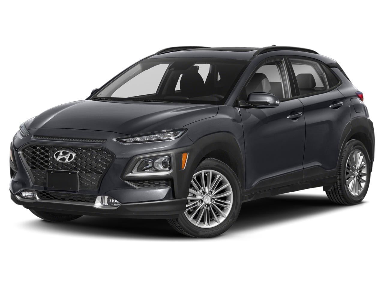 2021 Hyundai Kona SEL SUV Slide