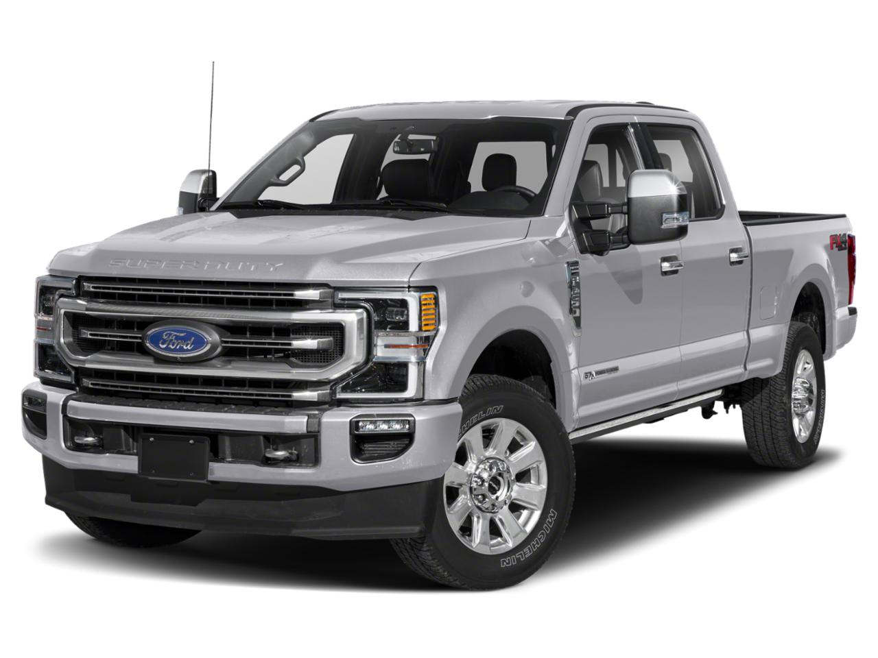 2020 Ford F-250SD PLATINUM Crew Cab Pickup Slide