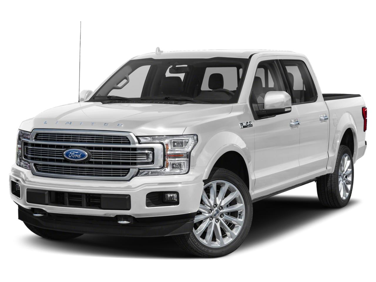 White Metallic 2020 Ford F-150 LIMITED Crew Cab Pickup Winston-Salem NC