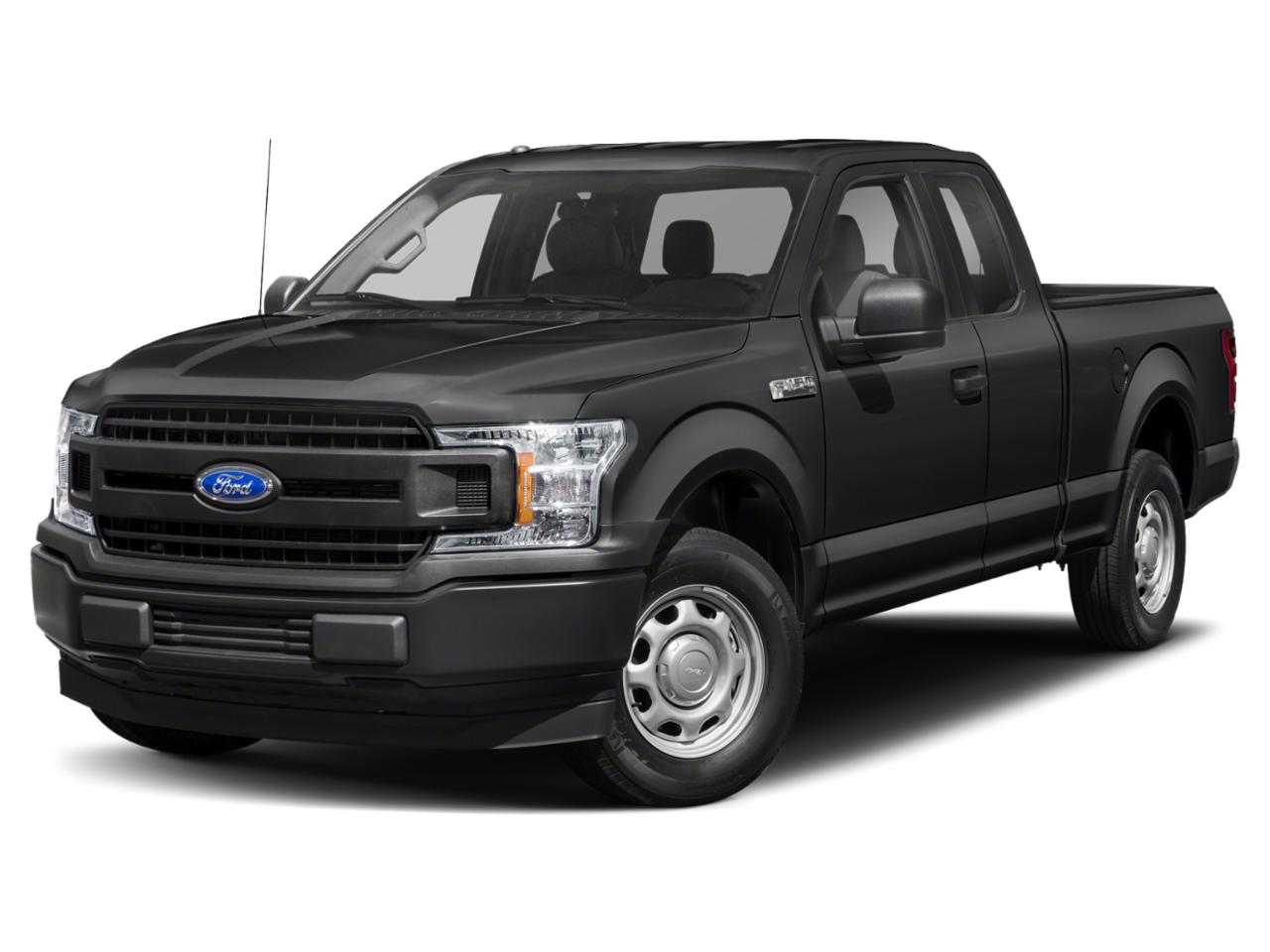 2020 Ford F-150 XL Extended Cab Pickup Slide