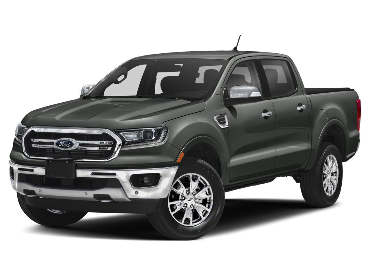 2020 Ford Ranger LARIAT 4x4 Lariat 4dr SuperCrew 5.1 ft. SB Pickup Slide
