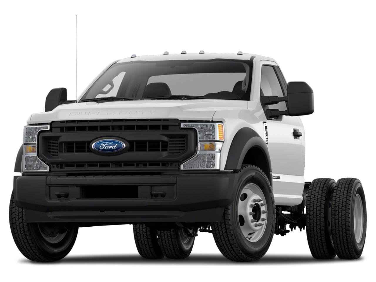 2020 Ford F-550SD XL Regular Cab Chassis-Cab Slide
