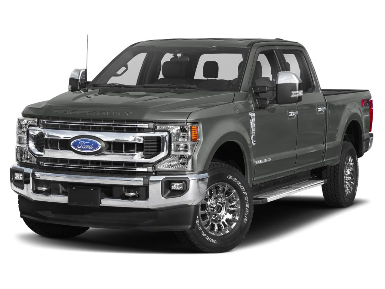 2020 Ford F-250SD XLT Crew Cab Pickup Slide