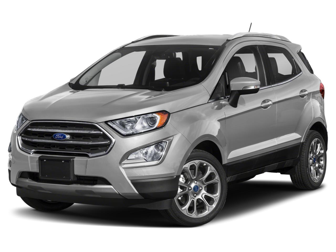 2020 Ford EcoSport SE SUV Slide
