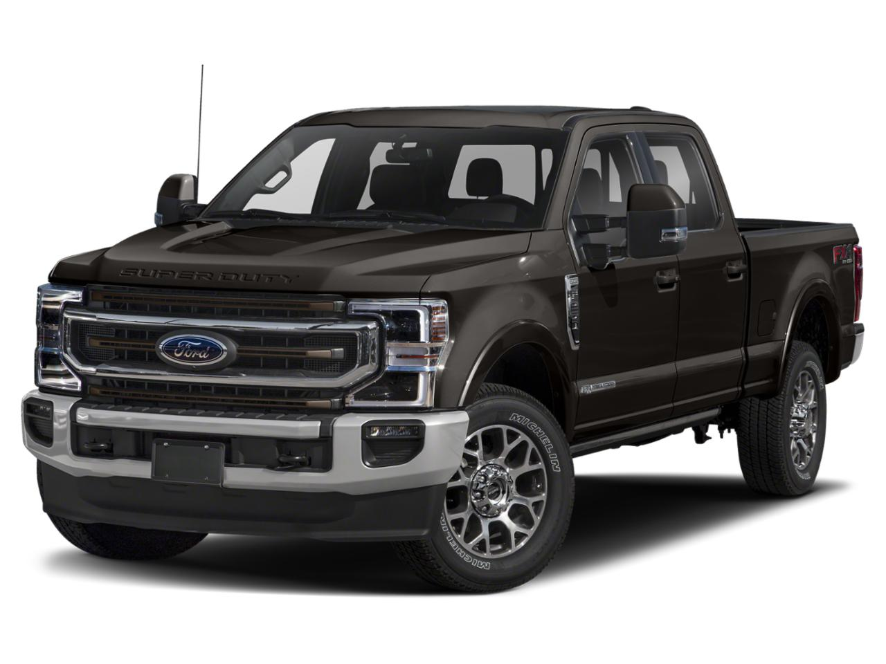 2020 Ford F-250SD KING RANCH Crew Cab Pickup Slide
