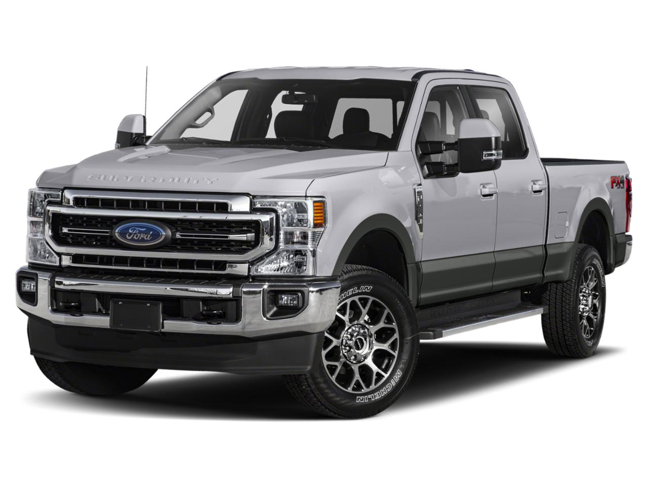 Silver 2020 Ford F-250SD LARIAT Crew Cab Pickup Raleigh NC