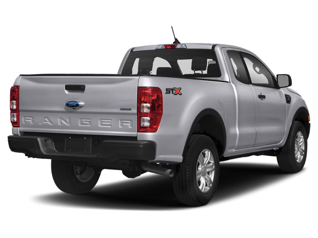 2020 Ford Ranger XL Extended Cab Pickup Slide