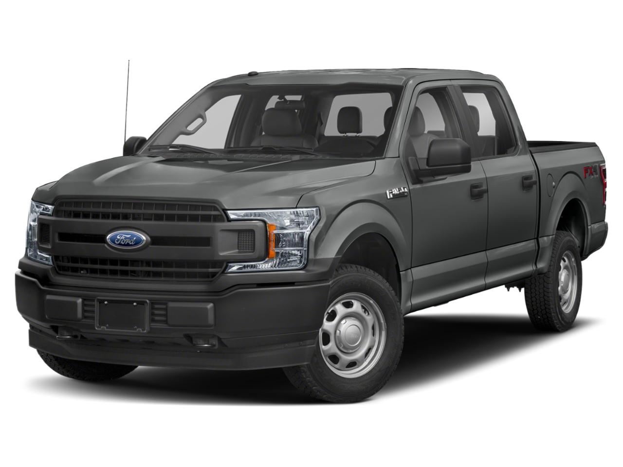 2020 Ford F-150 XL Crew Cab Pickup Slide