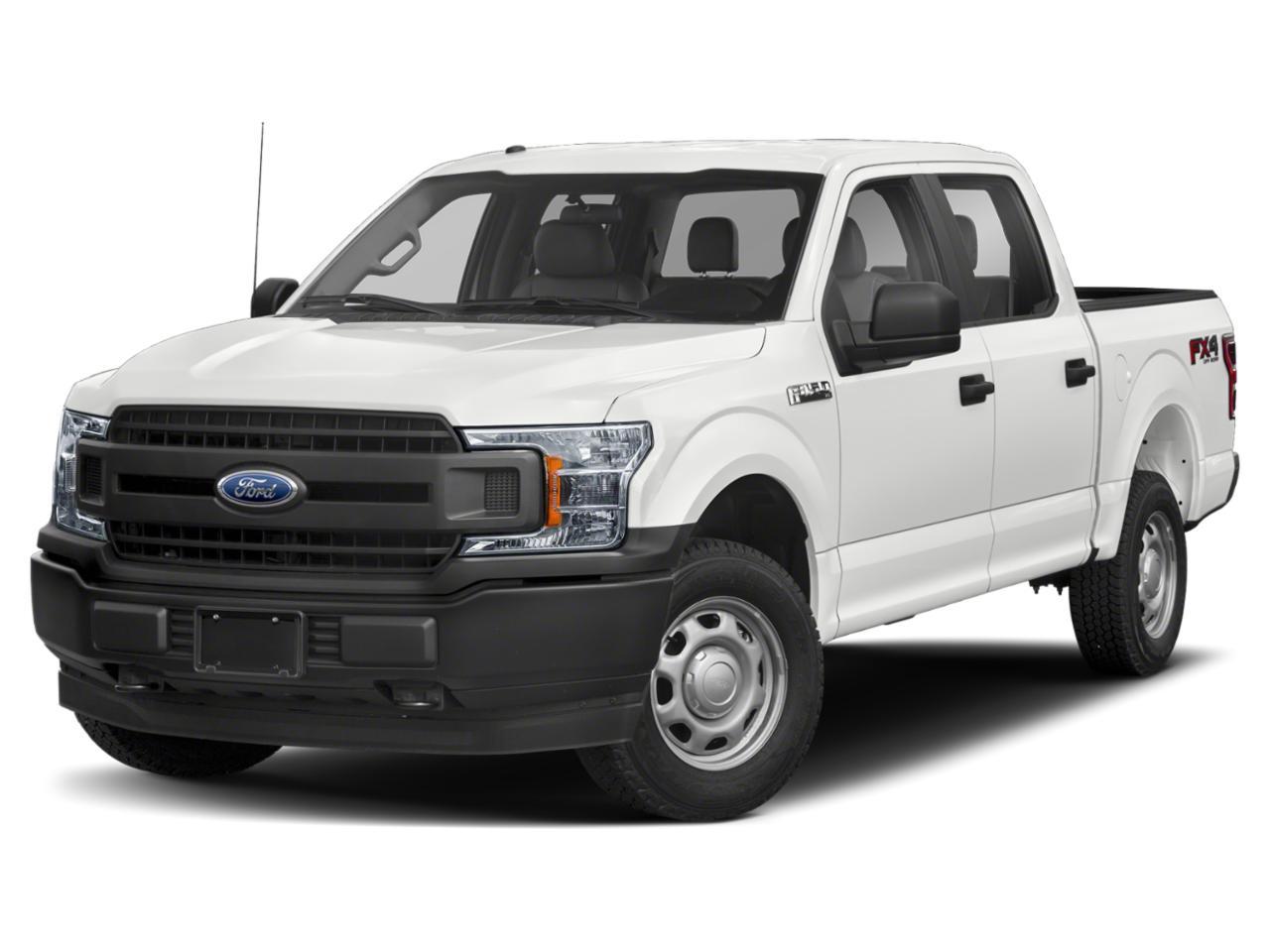 Oxford White 2020 Ford F-150 XL 4x4 XL 4dr SuperCrew 5.5 ft. SB New Bern NC