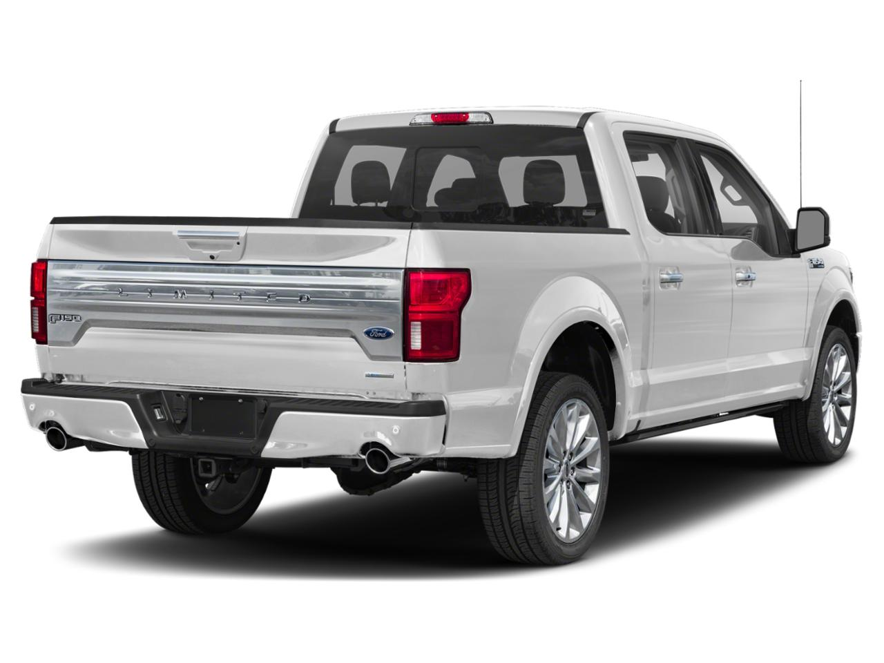 2020 Ford F-150 LIMITED Crew Cab Pickup Slide 0