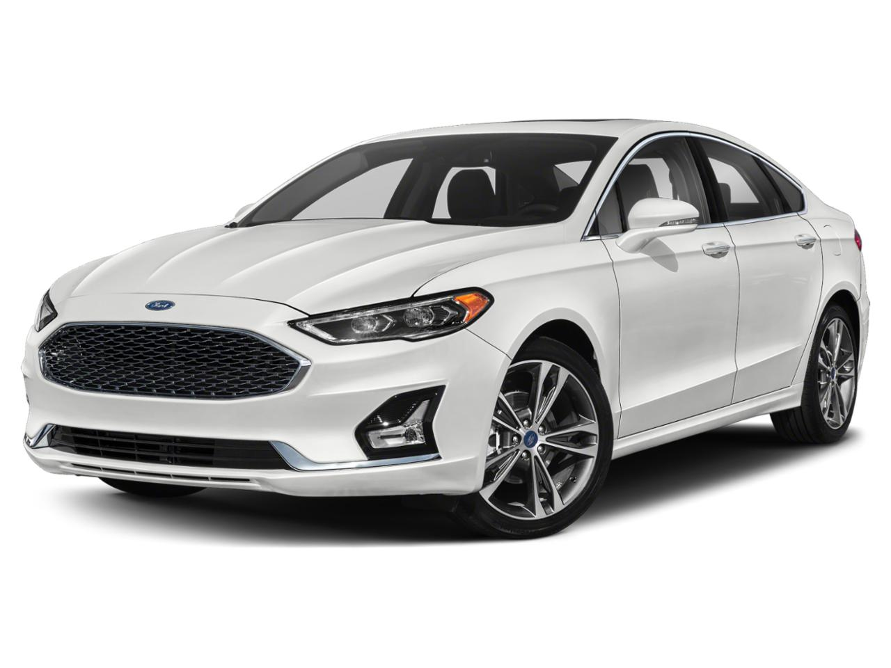 2020 Ford Fusion TITANIUM 4dr Car Slide