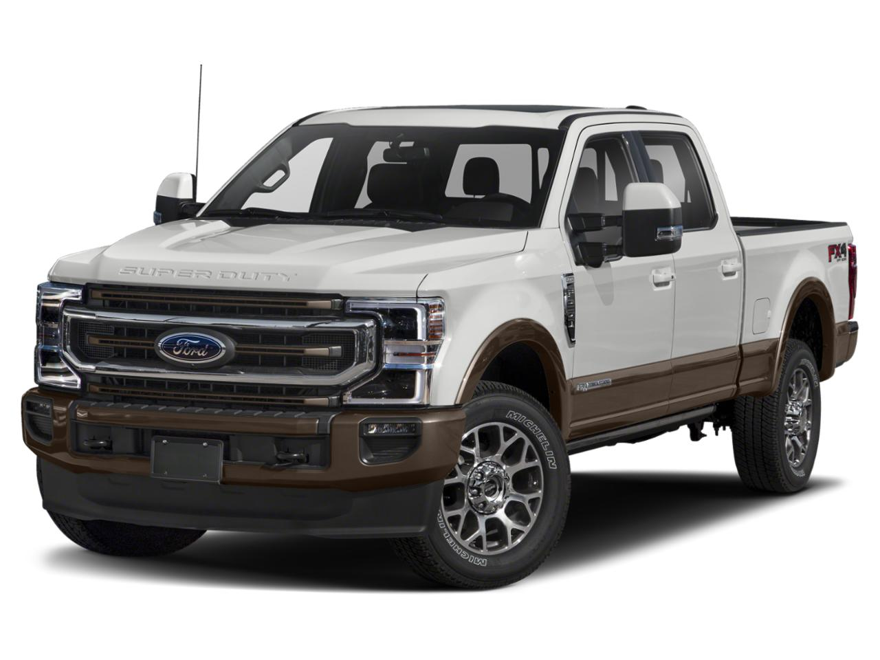 2020 Ford F-350SD KING RANCH Crew Cab Pickup Slide